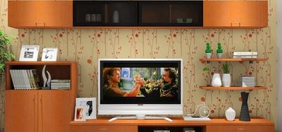 组合电视柜的风格 如何选择组合电视柜