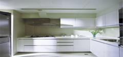 重新装修厨房  怎样避免污染、确保安全