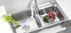 厨房装修 不锈钢水槽选购须知