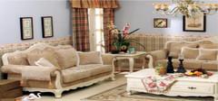 欧式布艺沙发该如何选购