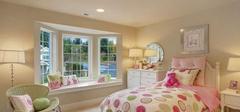 儿童房装修 飘窗材料如何选择