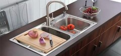 如何正确的选购厨房水槽