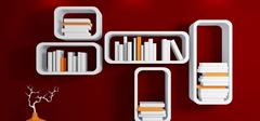 书房装修 创意书架是你的菜吗