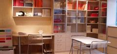 书房装修常见三种家具布局方式
