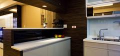 厨房装修 吧台宽度如何选择