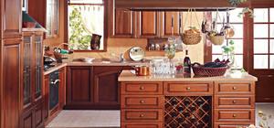 厨房装修岛台有何作用