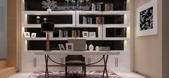书房书桌 你喜欢哪个一个风格