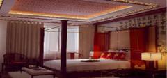 古色古香的中式风格卧室,让人怀旧的风格!