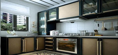 什么颜色的柜子比较适合厨房?