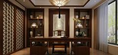 新中式书房装修攻略