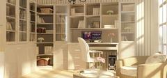 简约书房如何巧装修