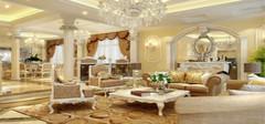 欧式风格的家居,你想怎么样设计?