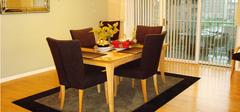 家庭餐厅装修之餐椅选择