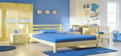 用心挑选实木儿童床    让您的孩子健康成长