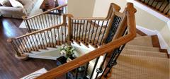 你们家里的室内楼梯设计的规范吗
