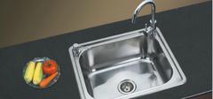 如何选购厨房水槽