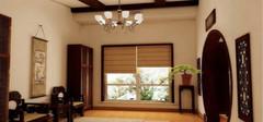 中式风格的吊顶材料,如何选择?