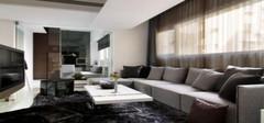 现代简约风格餐厅的家具搭配!