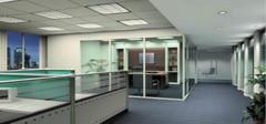 现代简约风格的办公室装修,简约却不简单!