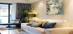 混搭风格设计,让客厅更有个性!