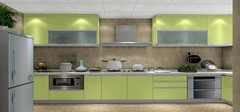 厨房风水,厨房装修颜色风水