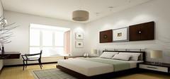 卧室风水格局,卧室床如何正确摆放?