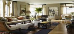 美式风格家居搭配,开启随意生活模式!