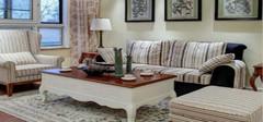 田园风格的沙发,有一种自然美!