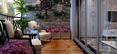 装修的必要环节——阳台装修