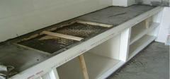 厨房灶台如何施工    小编告诉你