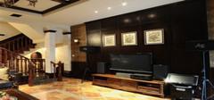 美式风格的电视墙,装出满分门面!