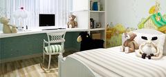 欧式儿童房装修有何特点