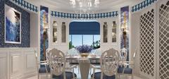 地中海风格餐厅装修攻略