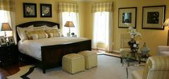 客厅卧室装修一体化 要注意什么