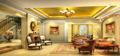 欧式风格家居,装出温馨美观的家!