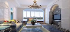 地中海风格室内装修,自然的栖息地