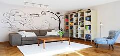 选择合适的茶几,构建和谐的客厅风水