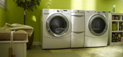 如何清理洗衣机?