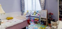 欧式风格儿童房装修有何特色
