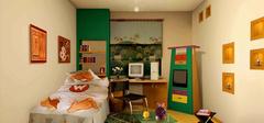 儿童房装修 如何布置才能让孩子喜欢