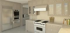 现代风格厨房装修攻略