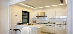 美式风格的厨房供你欣赏!