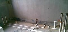 房屋装修之水管布局
