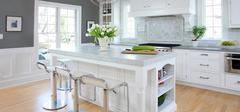 厨房装修吧台高度如何考量