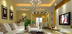 客厅装修 墙纸选择哪种风格