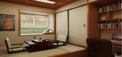 日韩风格装修,打造自然温馨家居!