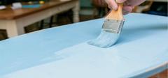 油漆在家具上是如何施工的
