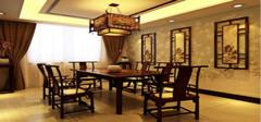 中国古典风的中式风格餐厅