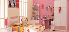 儿童房装修 现代风如何
