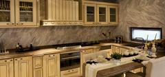 厨房装修 颜色如何搭配